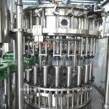 Zuverlässige funkelndes Wasser-füllende Verpackungs-Maschinerie/karbonisierte Getränk-Flaschen-Füllmaschine für Glasflaschen