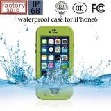 Новая водоустойчивая противоударная Dirtproof крышка случая на iPhone 6 4.7 дюйма