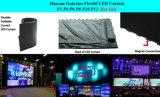 Affichage LED intérieur flexible pour scène et location