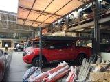 Auto Workshop Quatro Post Alinhamento Estacionamento Elevador