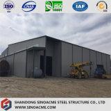 Sinoacme prefabriceerde de Bouw van de Workshop van het Frame van het Structurele Staal