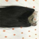 Pelo humano de Remy del cordón de la Virgen brasileña frontal llena de las pelucas 360