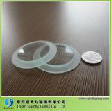 vidro Tempered de vidro de flutuador do espaço livre de 3.2mm 4mm 5mm para os painéis da iluminação