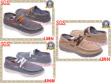 Mens Canvas Shoes occasionnel (SD8078)