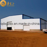 강철 구조물 창고 세륨 ISO SGS BV는 증명서를 준다 (SSW-1005)