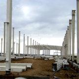 Edifício de aço da construção rápida com baixos preços