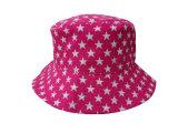 Caçamba Hat com tecido pontilhada (BT041)
