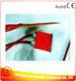 cobertores elétricos do silicone de 220V 20W 100*30*7mm/calefator da almofada