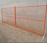 загородка 6ftx9.5FT Канада стандартная временно подвижная/временно панель загородки
