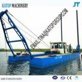 100 CBMの浚渫のボートの砂鉱山のボート
