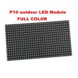 Module programmable extérieur polychrome de l'IMMERSION DEL des Pixel 32*16 du module 320*160mm d'étalage de table des messages de signe de défilement de P10 DEL