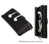 iPhone 8/8plus/7/7plus аргументы за клетки мобильного телефона бумажника кожаный