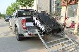 Gleisketten-Fahrgestell-Roboter-Gummispur-Chassis-drahtlose Bild-Akquisition (K03-SP6MACS1)