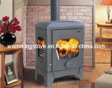 Stufa Burning di legno del ghisa (AM06-8K)