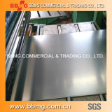 ASTM chaud/a laminé à froid la bobine galvanisée plongée chaude de matériau de construction ridée couvrant la plaque en acier en métal
