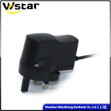 Переходника стены силы переходники 12V 1A DC AC высокого качества с переходникой аттестаций UL FCC Ce для пользы прокладки СИД