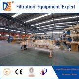 Filtro Pressione com Openning Filter Plate manualmente
