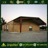 Acero structrue prefabricada reparación de almacén (LS-S-007)
