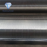 High Precision Small Diameter Johnson Wedge Wire Stainless 316L Steel Filter Screen Pipe