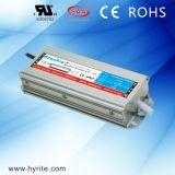 12V 60W Wasserdichte LED-Netzteil mit CE SAA Saso