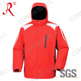 방수와 Breathable 옥외 스키 재킷 (QF-617)