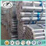 Труба горячего DIP парника Tianyingtai гальванизированная стальная