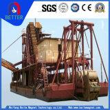 Земснаряд всасывания песка Certifiaction Ce нагнетая для резервуара/машинного оборудования инженерства
