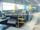 機械を作る機械エヴァの靴を加硫させるゴム製床タイル