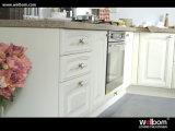 Мебель 2015 кухни твердой древесины горячего сбывания Welbom классицистическая