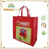 Подгонянный профессионалом дешевый мешок сплетенный PP, прокатанная хозяйственная сумка сплетенная PP
