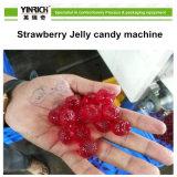 고무 같은 사탕 기계 사탕 생산 라인 Automaic Starwberry 또는 세륨 (GDQ450)를 가진 묵 사탕 예금 선 사탕 기계