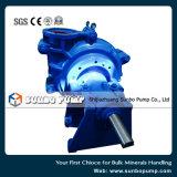 Pompe centrifuge de boue de cendre de débit de moulin