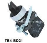 Interruttore di pulsante standard della manopola del perno Xb4