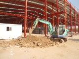 Costruzione prefabbricata/magazzino/gruppo di lavoro 637 della struttura d'acciaio
