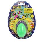 [13غ] خضراء [بووسنغ] معجون لعبة في بيضة بلاستيكيّة