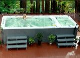 Luctie Acrylic Balboa Swimming SPA Pool (SRP-650)