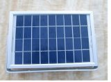 Панель солнечных батарей 5W прокатанная стеклом поли