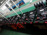 Батарея - приведенный в действие Rebar инструмента конструкции автоматический связывая ярус Rebar машины