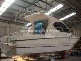 barco de pesca del placer GRP de los 8.5m