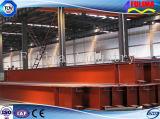 Soldada H viga / columna de estructura prefabricada de acero de construcción (FLM-HT-015)