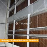工場直売の鶏の養鶏場のための冷却のパッド機械