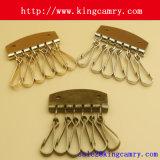 Crochet de pochette de chaîne principale en métal