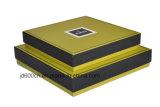 El bolso del regalo del OEM/el rectángulo de papel de la suposición/modificó el rectángulo para requisitos particulares con la insignia impresa