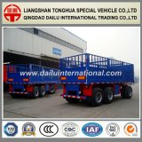 3 Axles Straight Beam Stake Trailer card Full Trailer card