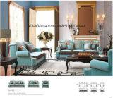 Sofá seccional de la tela para los muebles caseros del uso o del hotel