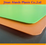 Carte en plastique ondulé du Coroplast Corflute 1220*2440