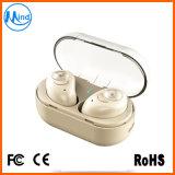 Di mini formato eccellente molto piccolo vera Earbuds cuffia avricolare senza fili della radio di modo del ricevitore telefonico di Bluetooth