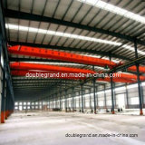 研修会または倉庫(DG2-055)のための軽いプレハブの鉄骨構造