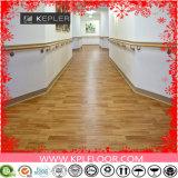 木製の穀物カラーバージン物質的な連結PVCビニールの床