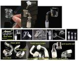 Hbking Drop Down Glass Quartz Nail Downstem Carb Cap Accessoires pour fumeurs
